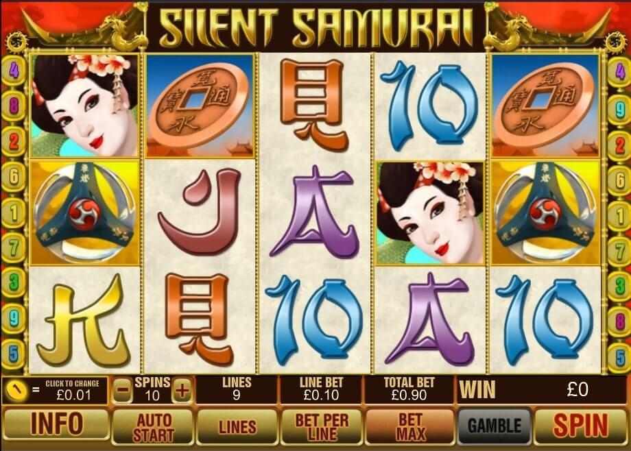 Spiele Silent Samurai - Video Slots Online