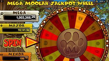 Mega Moolah Jackpot