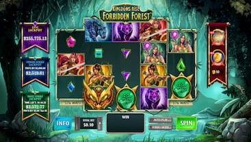 Forbidden Forest Slot