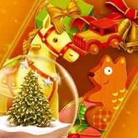 Christmas Slots Promo Pod
