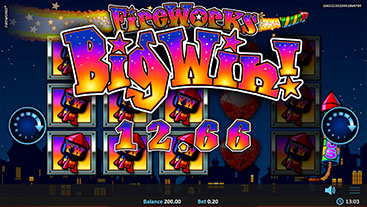 Fireworks Slot Game