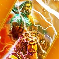 Greek Mythology Slots Promo Pod