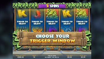 Play Tiki Paradise Slot Game