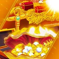 Treasure Slots Promo Pod