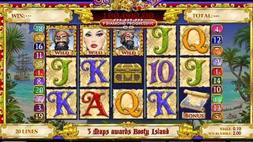 Chests Of Plenty Slot Game
