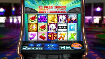 Magical Stacks Slot Game