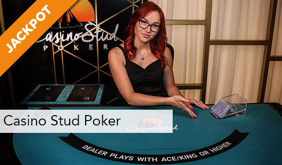 Casino Stud Poker Live