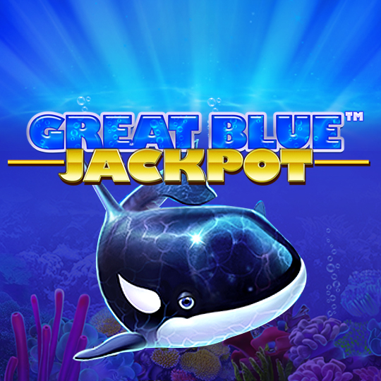 Great Blue™ Jackpot