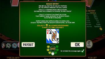 Frankie Dettori's Magic Seven Slot Game