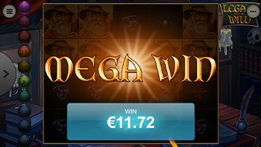 Legacy of the Wild Slot Game
