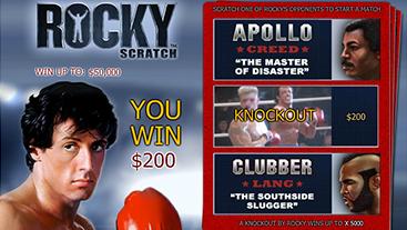 Rocky Slot Game