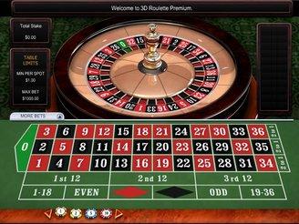 Spela 3D Roulette Premium Online