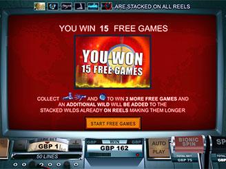 Play The Six Million Dollar Man Scratch Online at Casino.com NZ