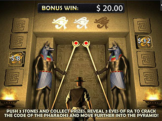 Play Daring Dave & The Eye of Ra Slots Online