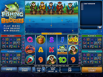 Play Fishing With Buddies Slots Online