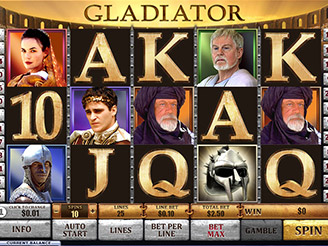 Play Gladiator Slots Online