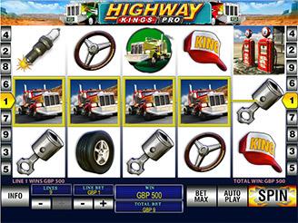 Spela Highway Kings Pro Spelautomater Online