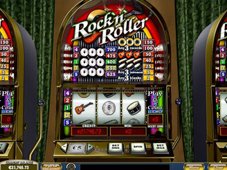 Rockn Rolls™ Slot Machine Game to Play Free in MultiSlots Online Casinos