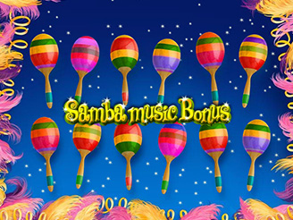 Play Samba Brazil Slots Online