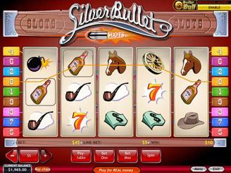 Play Silver Bullet Slots Online