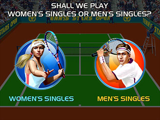 Play Tennis Stars Slots Online