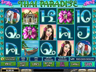 Play Thai Paradis Slots Online