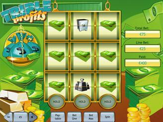 Spela Triple Profits Spelautomater Online