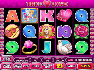 Play True Love Slots Online