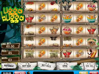 Play Ugga Bugga Slots Online