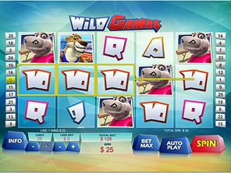 Spela Wild Games Spelautomater Online