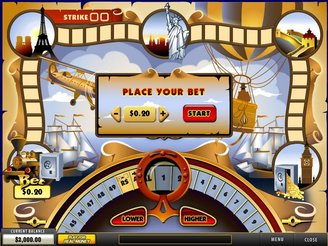 Play Around the World Arcade Game Online