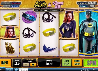 Play Batman and Catwoman Cash Slots Online