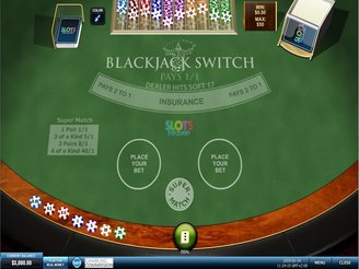 Play Blackjack Switch Online