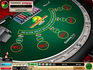 Spela Caribbean Stud Poker Online