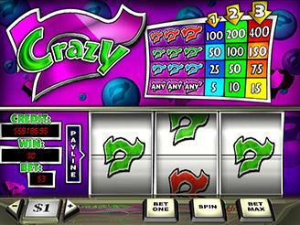 Spela Crazy 7 Spelautomater Online