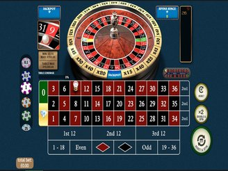 Play Diamond Bet Roulette Online