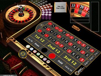 Play European Roulette Online