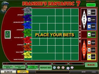 Play Frankie's Fantastic 7 Arcade Game Online