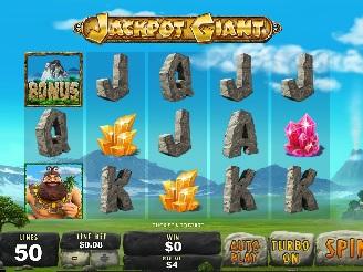 Spela Jackpot Giant Spelautomater Online