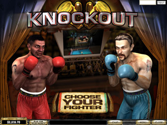 Play Knockout Arcade Game Online