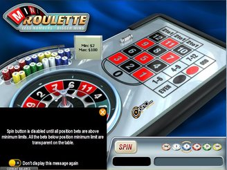 Play Mini Roulette Arcade Game Online