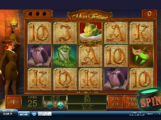 Play Miss Fortune Slots Online