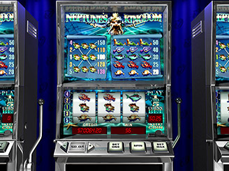 Play Neptune's Kingdom Slots Online