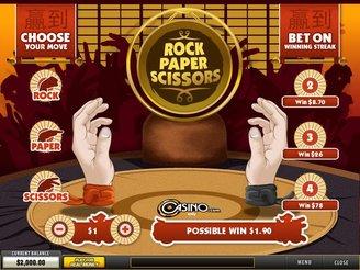 Play Rock Paper Scissors Arcade Game Online