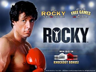 Play Rocky Scratch Online