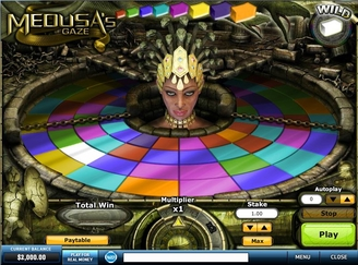 Play Medusa's Gaze Arcade Game Online