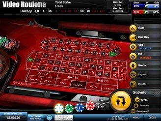 Spela Video Roulette Online