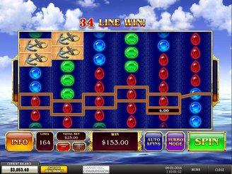 Spela Sinbad's Golden Voyage Spelautomater Online