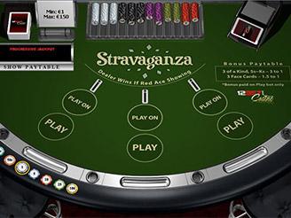 Spela Stravaganza Blackjack Online