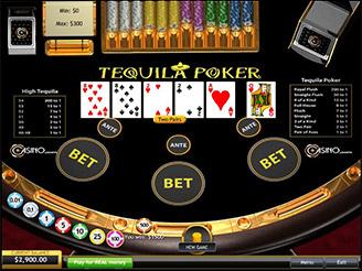 Spela Tequila Poker Online